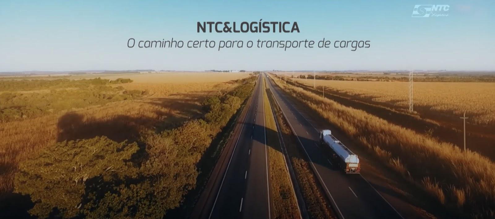 NTC&Logística lança vídeo reafirmando o compromisso do setor com o Brasil