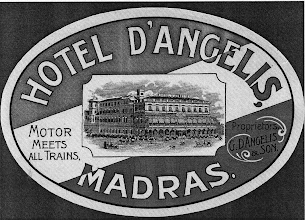 Photo: Hotel - D'Angelis -Luggage lable