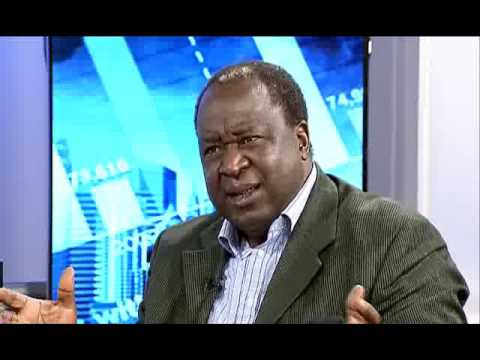 Tito Mboweni. TV grab from BDTV
