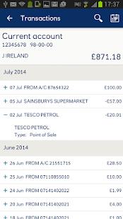 Ulster Bank NI- screenshot thumbnail