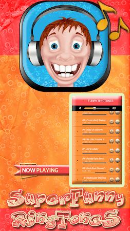Super Funny Ringtones 2.0 screenshot 1125295