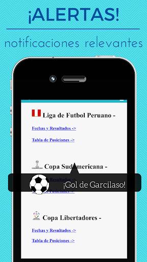 Garcilaso Noticias - Futbol del Real Garcilaso 1.0 screenshots 9