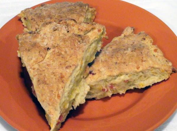 Cheddar-bacon Buttermilk Scone Recipe