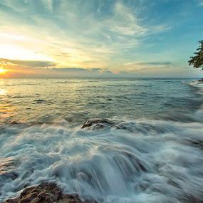 | KAPRUSAN BEACH | by Irvan Aja - City,  Street & Park  Vistas