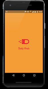 DailyVirals - náhled