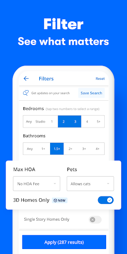 Zillow: Find Houses for Sale & Apartments for Rent screenshot 5