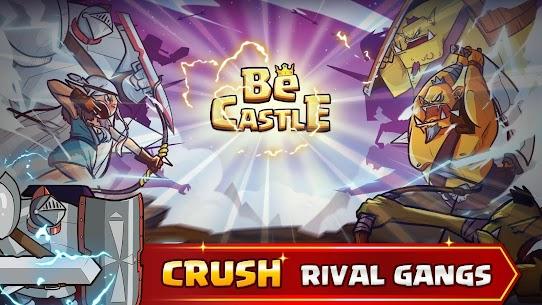 BeCastle: Castle Defense in a Card Battle Game MOD (Unlimited Money/Gems) 5