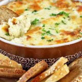 Quick and Easy Crab Dip.