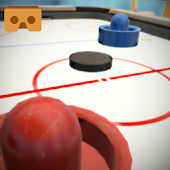 VR Air Hockey