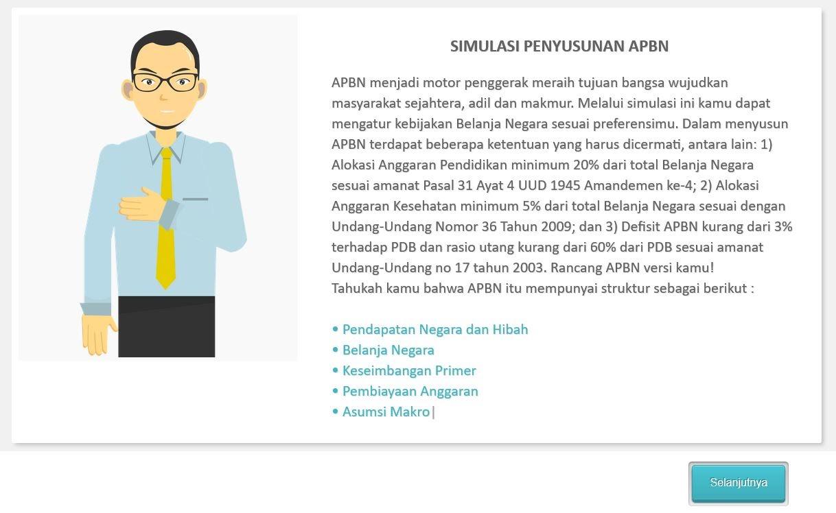 Simulasi APBN