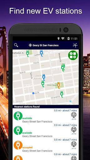 無料交通运输AppのNext Charge - 電気自動車用充電スタンド検索|記事Game