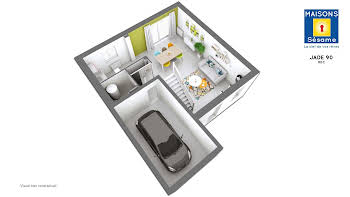 Terrain à bâtir 270 m2