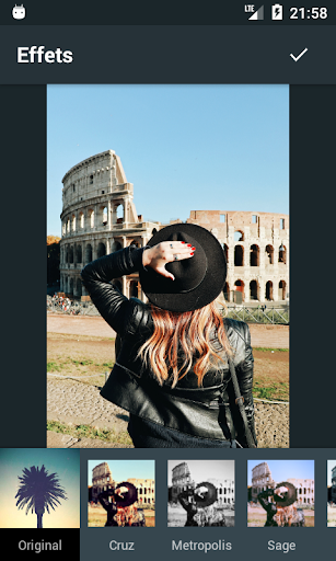 Photo Editor Pro (free image editor) 2.5 screenshots 3