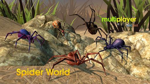 Spider World Multiplayer screenshot 2