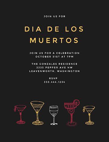Dia De Los Muertos - Flyer Template