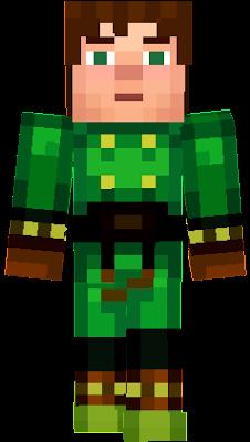 Jesse Armor Nova Skin