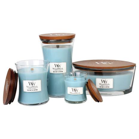 WoodWick - Sea Salt & Cotton
