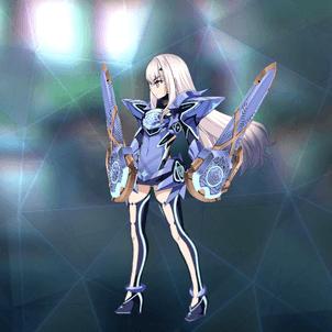妖精騎士ランスロットバトルグラフィック1