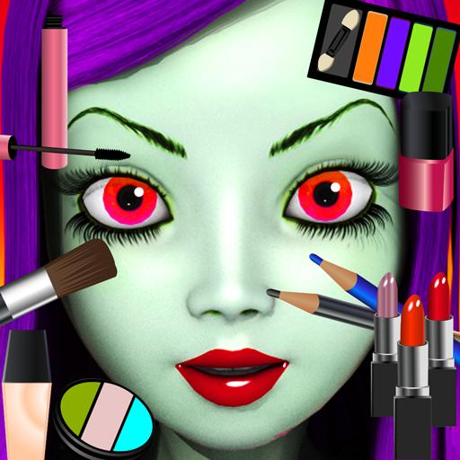 Monster Princess Beauty Salon Icon