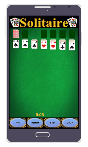 All in One Solitaire Screenshot