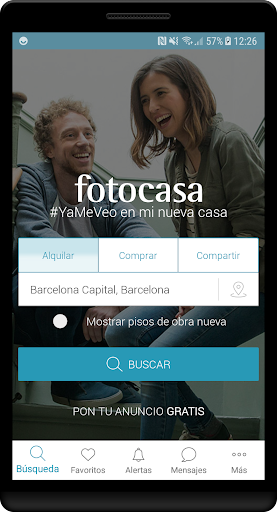 Fotocasa rent and sale for PC