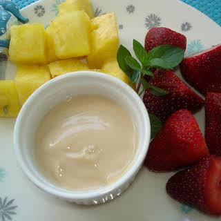 Jason's Deli Style Fruit Dip.