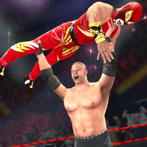 Wrestling Rumble Royale - Wrestling & Fighting (game)