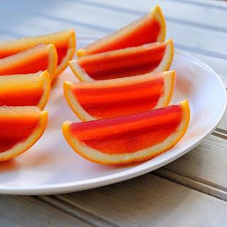 Frozen Fruit Cups With Orange Juice Recipes