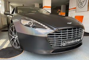 ASTON MARTIN RAPIDE S V12 AUTO