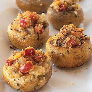The Ultimate Stuffed Mushroom.