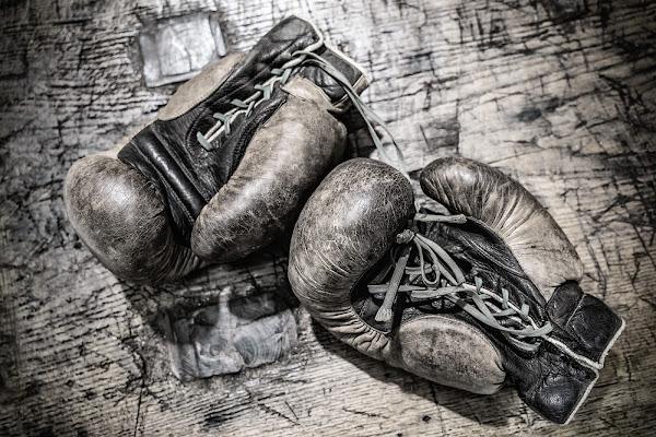 Boxeur.. di Alessandro Alessandri