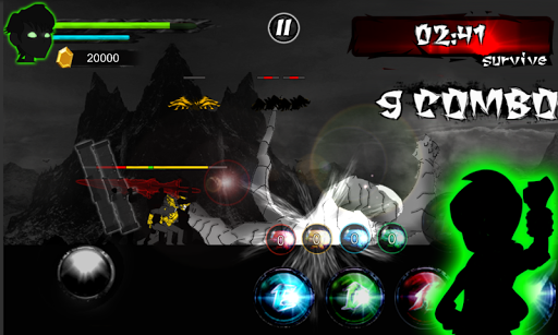 Alien Force Ultimate Bentenny Humansaur Transform game (apk) free download for Android/PC/Windows screenshot