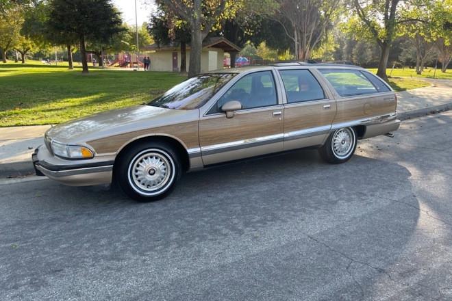 1994 Buick Roadmaster Estate Wagon Hire CA