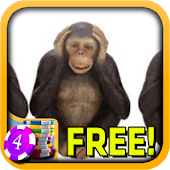 3D Monkey See Slots - Free