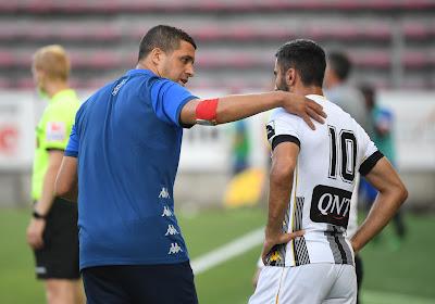 Nicolas Penneteau en Karim Belhocine tevreden met moeilijke overwinning van Charleroi tegen KV Oostende