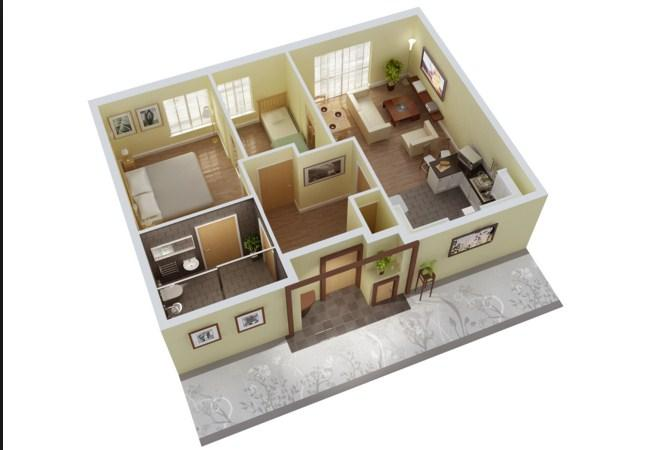 this is the related images of house design for small house - House Design For Small House