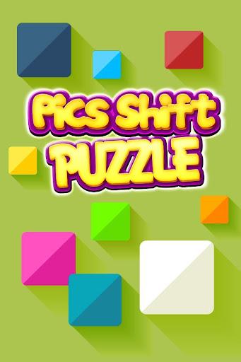 Pics Shift Puzzle