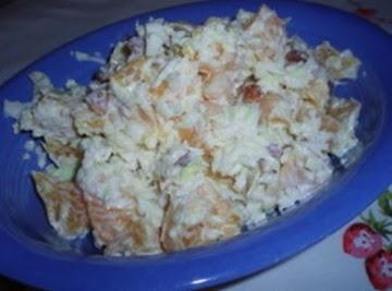 Pecan Orange Slaw Recipe