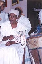 """Photo: Assise : Yoya, """"reine"""" décédée - Tumba francesa de Santiago 1993 © Daniel Chatelain"""