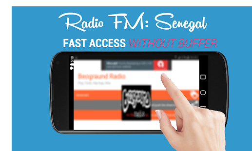 Radio FM: Senegal Online - Radio Sénégal ?? - náhled