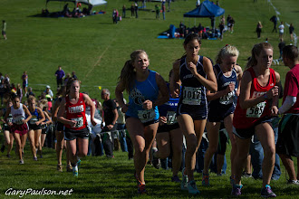 Photo: JV Girls 44th Annual Richland Cross Country Invitational  Buy Photo: http://photos.garypaulson.net/p110807297/e46d04170