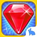 Jewel Heroes - Match Diamonds icon