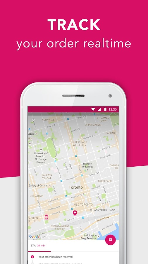 foodora - Finest Food Delivery- screenshot