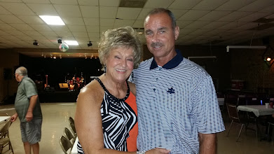 Photo: Shirley Moore and Curtis Hudson @ Belmont, NC