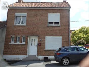 Maison 4 pièces 65,98 m2
