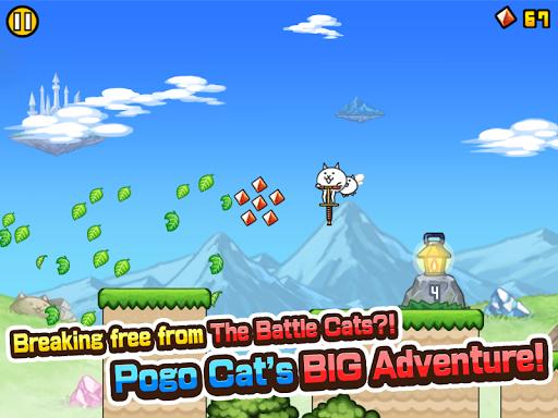 Go! Go! Pogo Cat android2mod screenshots 7