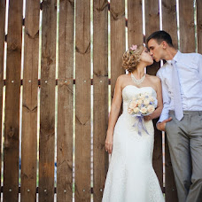 Wedding photographer Vladimir Mescheryakov (smallchange). Photo of 14.10.2013
