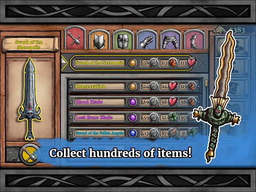 Paladin's Story: Fantasy RPG (Offline) filehippodl screenshot 22