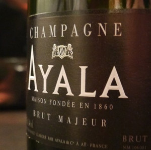 Champagne Ayala Julhès Paris