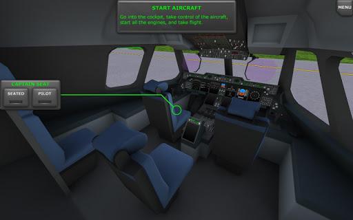 Turboprop Flight Simulator 3D  screenshots 18